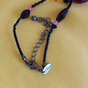 Lia Sophia Jewelry - Lia Sophia Glass Bead Necklace + Extra